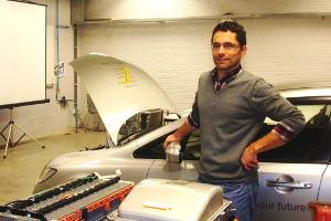 Hans Allaert Automotive Training Coordinator 1992