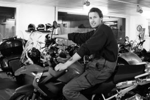 Jous De Maegt Zaakvoerder Leie Motors 2001